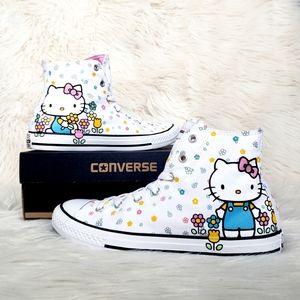 Hello Kitty x Converse All Star High Top